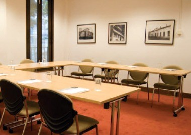 The Albert Street Boardroom
