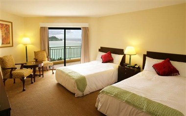 Double Beds Ocean View