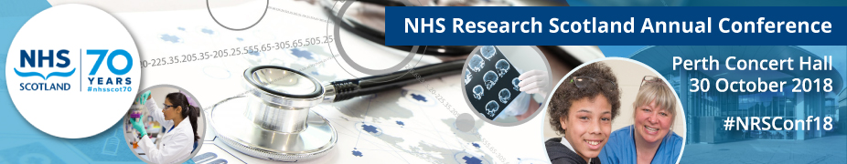 NHS Research Scotland Annual Conference 2018