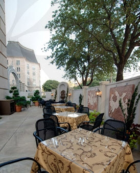The Courtyard & Patio