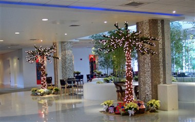 Lobby-Christmas