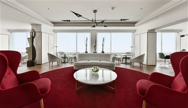 Executive Floor - VIP Lounge