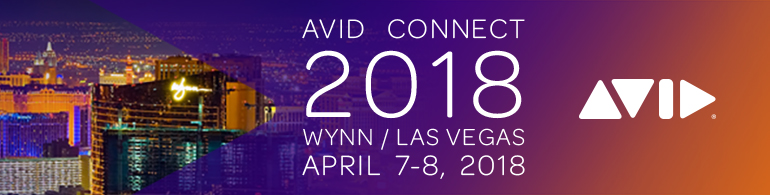 Avid Connect 2018