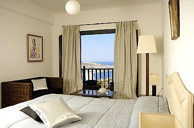 Deluxe Sea View Double Room