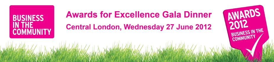 Awards for Excellence Gala Dinner 2012