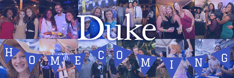 Duke Homecoming 2018