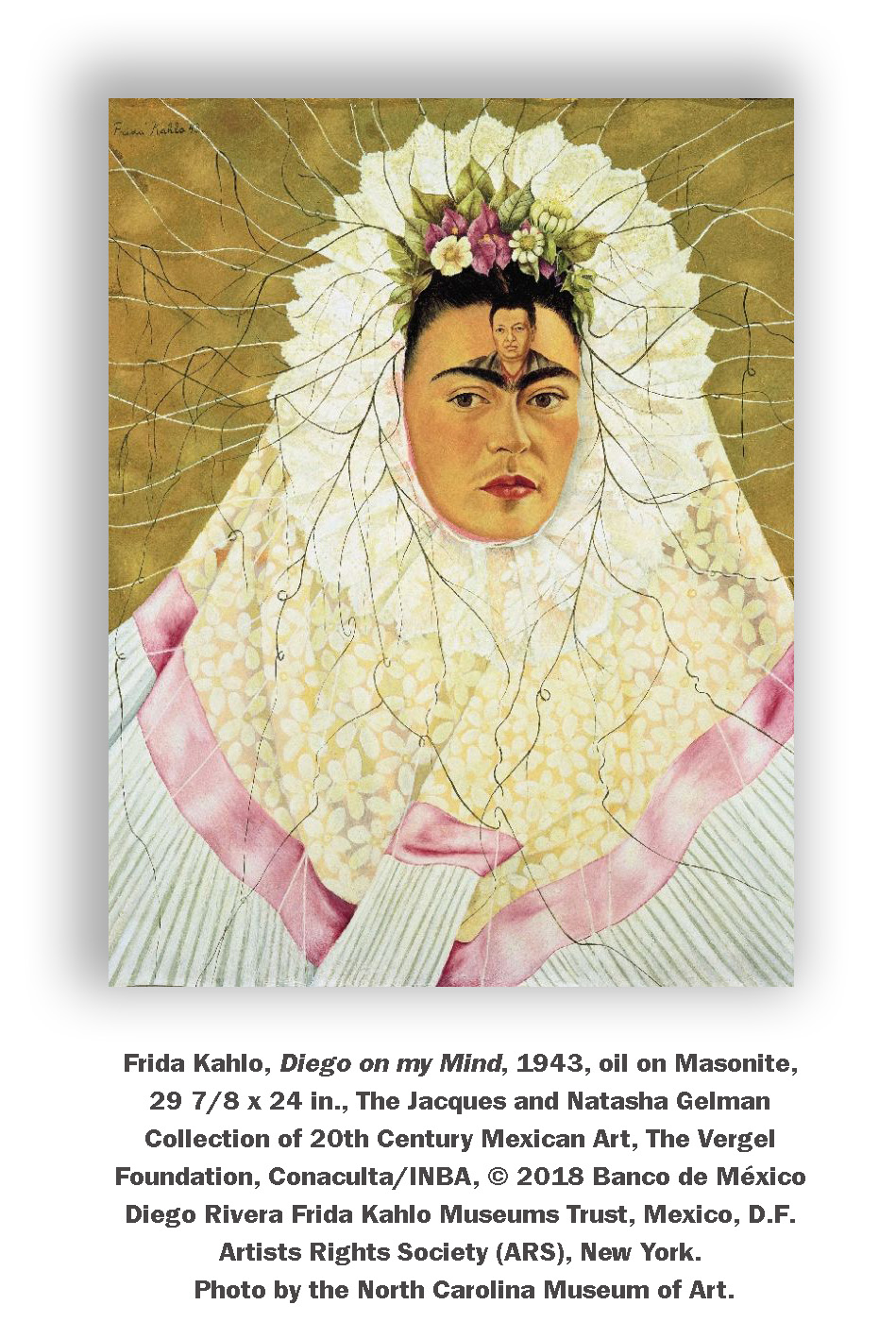 DAAREGEVENTS Frida Kahlo