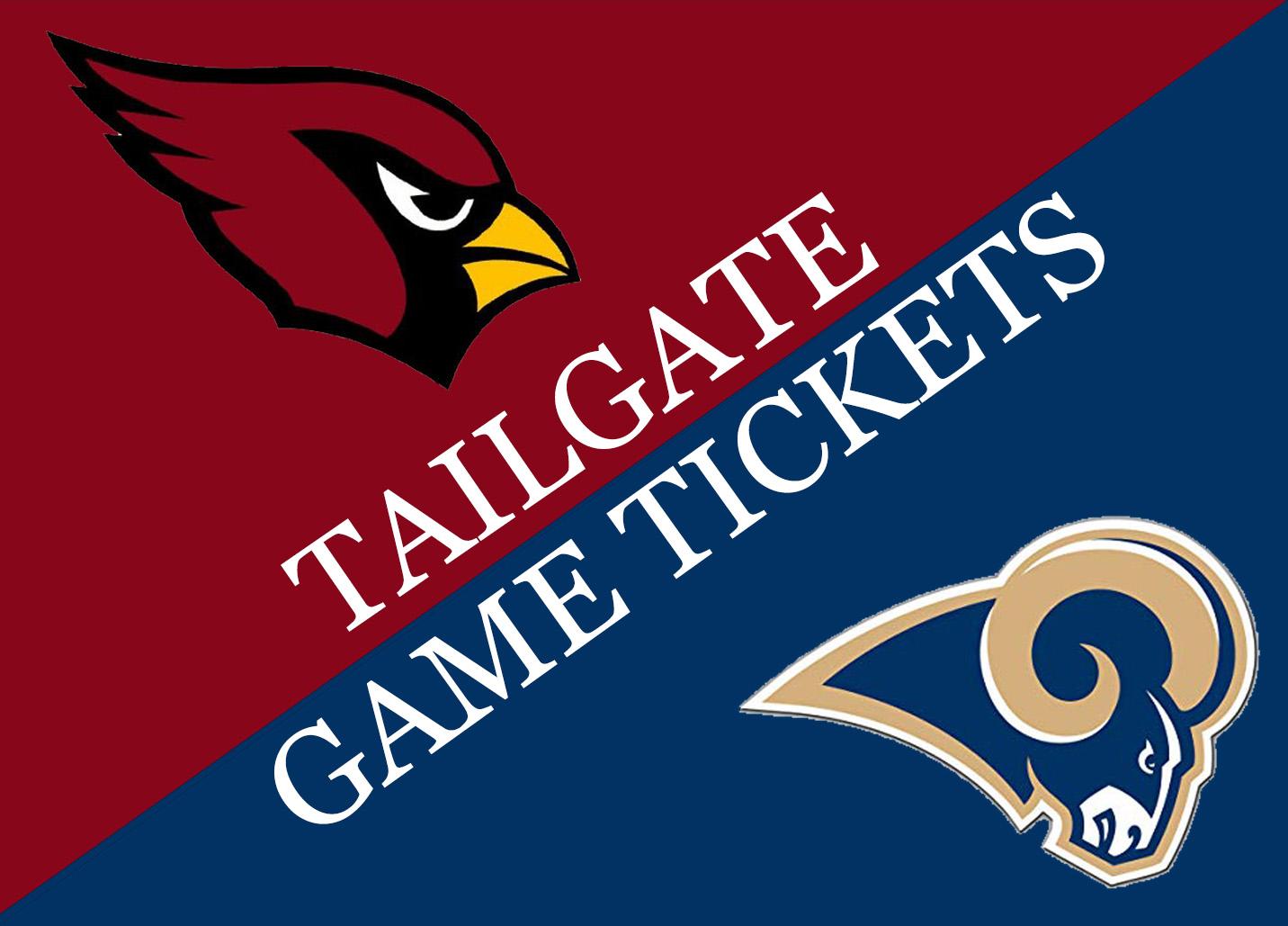 DAAREGEVENTS Cardinals Rams