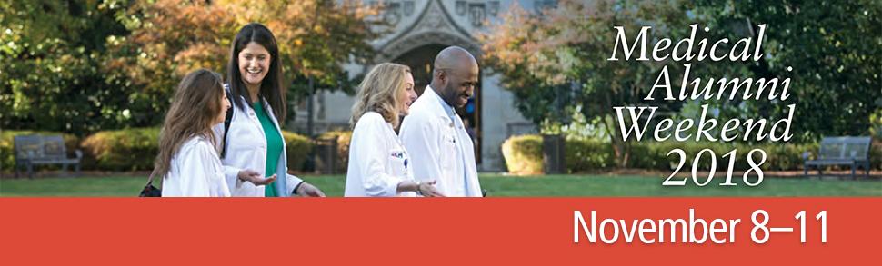 Medical Alumni Weekend 2018