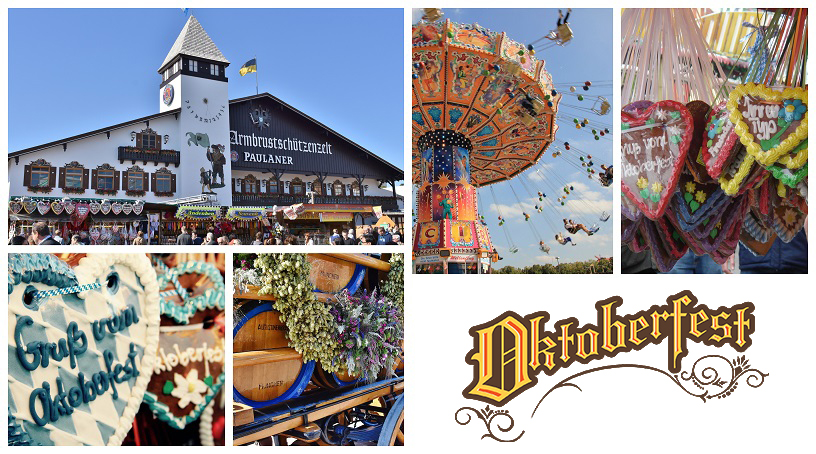 DAAREGEVENTS Oktoberfest Collage