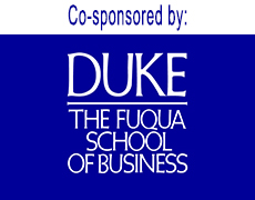 Co-sponsored by FUQUA