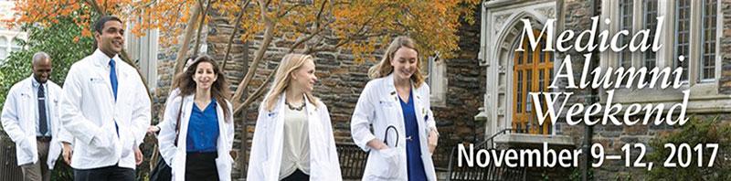Medical Alumni Weekend 2017