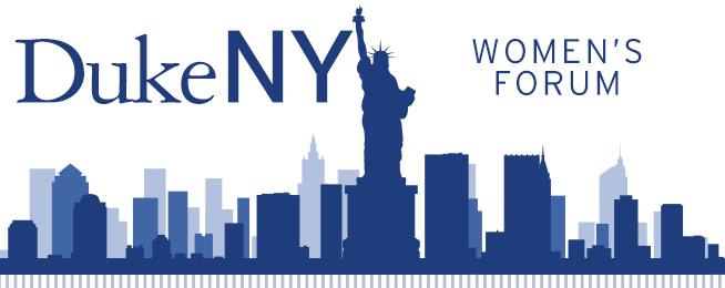 DukeNY Women's Forum Fall Neighborhood Conversation in Westchester County (Rye)