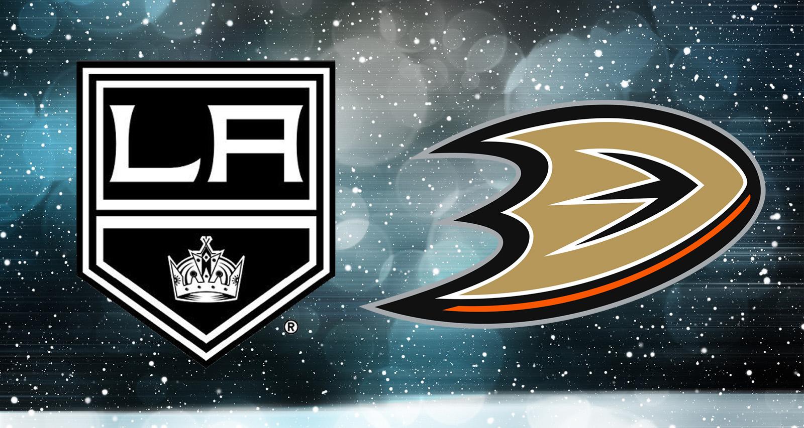 DAAREGEVENTS LA Kings vs Anaheim Ducks