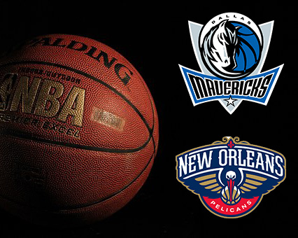 DAAREGEVENTS mavericks pelicans