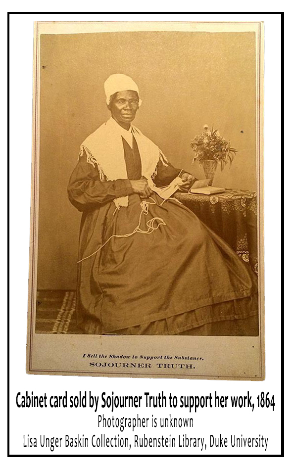 DAAREGEVENTS Sojourner Truth