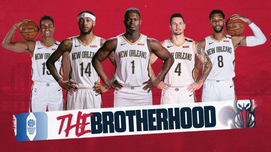 DAAREGEVENTS New Orleans Pelicans