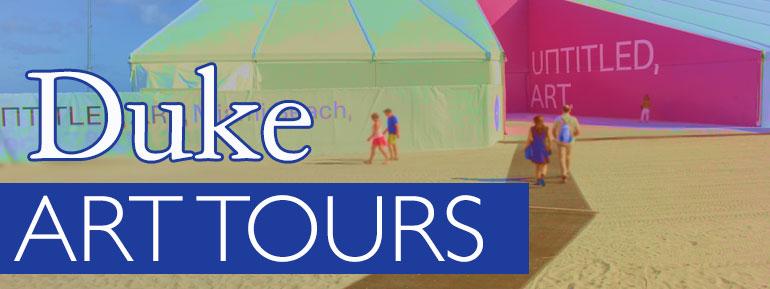 Duke South Florida Art Week Tours