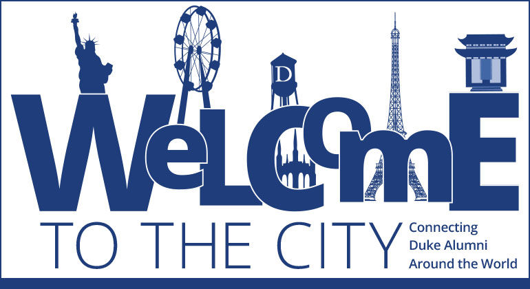 'Welcome to the City' Party in Durham