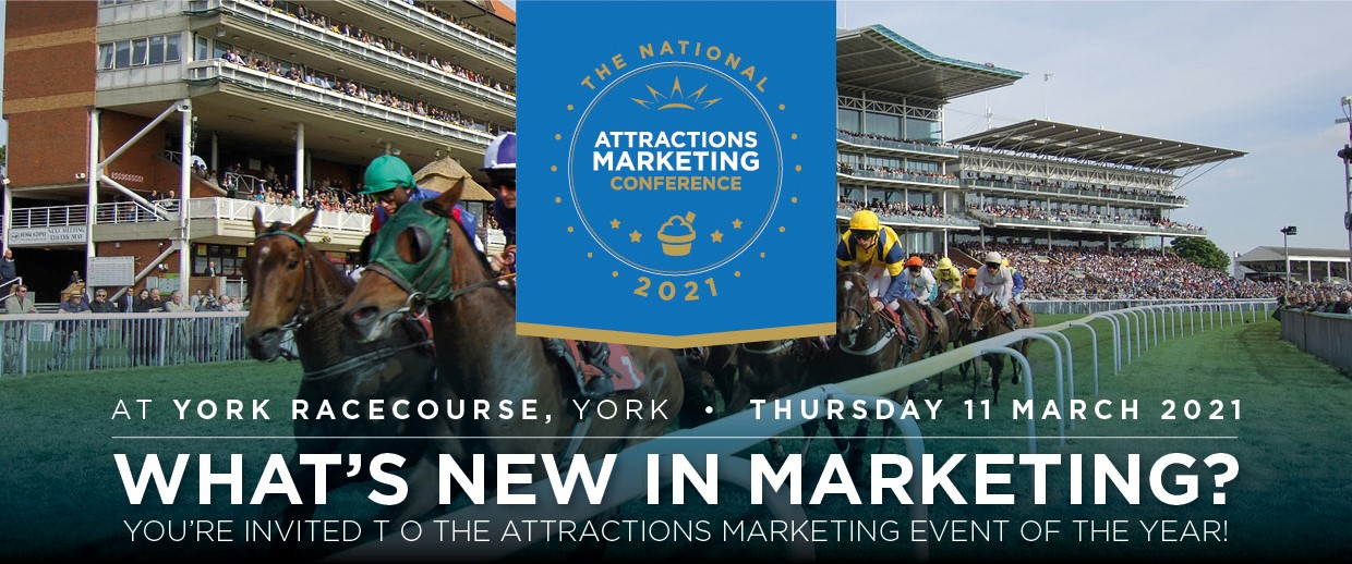 The National Attractions Marketing Conference 2021