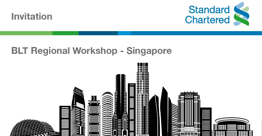 BLT Regional Workshop - Singapore Session #1