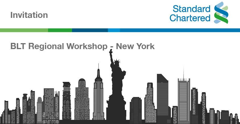 BLT Regional Workshop - New York