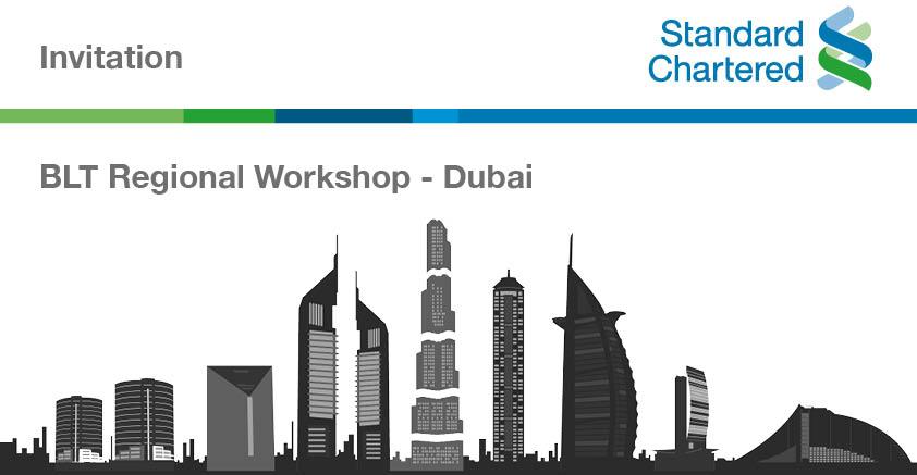 BLT Regional Workshop - Dubai