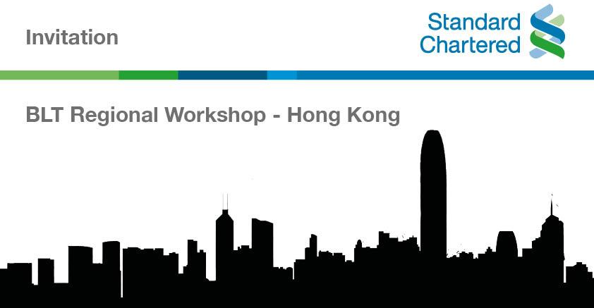 BLT Regional Workshop - Hong Kong