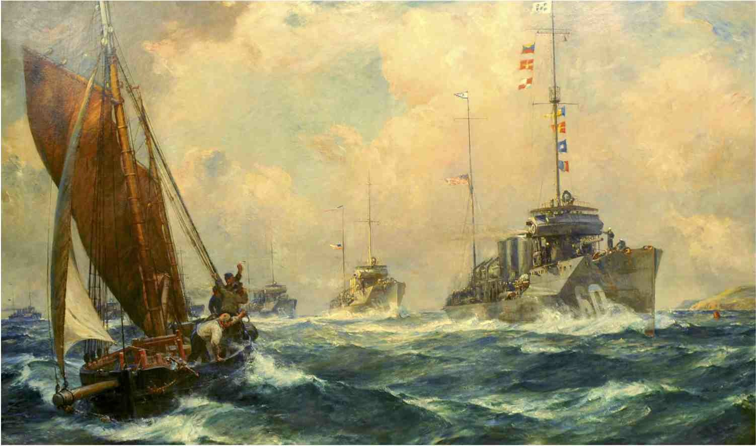 2017 McMullen Naval History Symposium