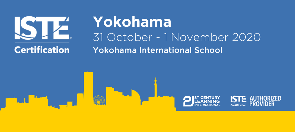 ISTE Certified Educator - Yokohoma
