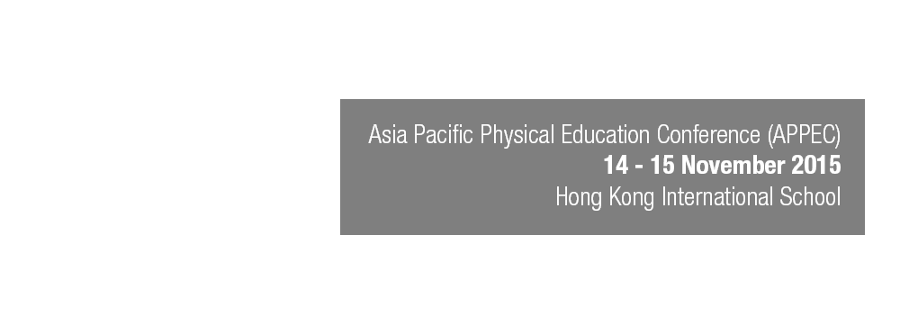 Asia Pacific Physical Education Conference (APPEC)