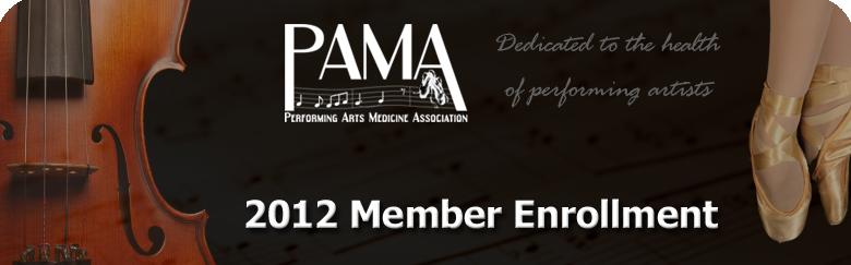 PAMA Membership