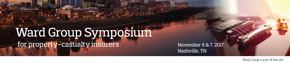 Ward Group Symposium for Property-Casualty Insurers