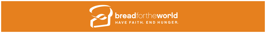 Bread for the World's 2017 Lobby Day
