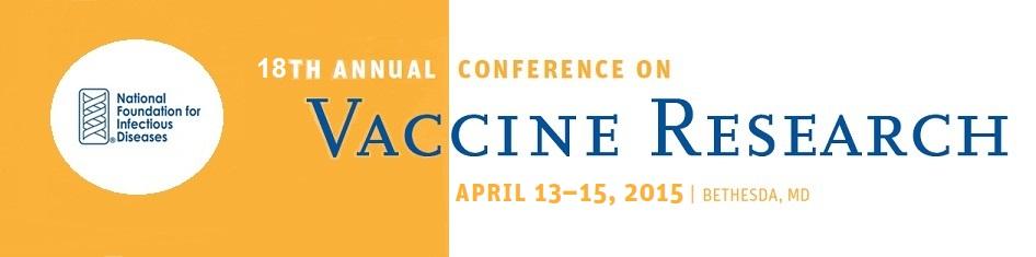 18th ACVR April 13-15, 2015