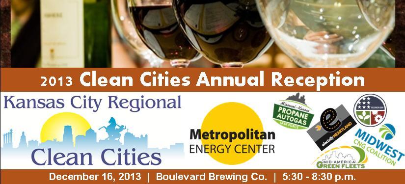 Kansas City Regional Clean Cities Annual Reception