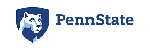 Penn State blue logo