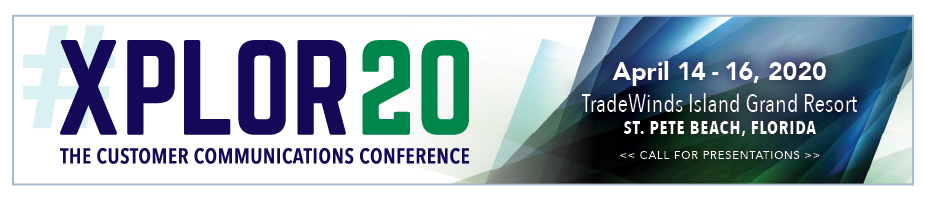 XPLOR20 Call for Presentations