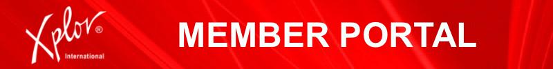 Xplor International Membership Portal