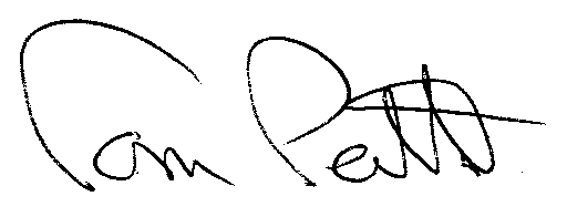 Tom Perttula signature
