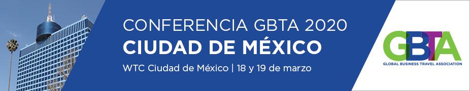 Conferencia GBTA 2020 – Ciudad de México