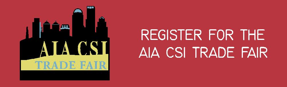 AIA CSI TF web footer