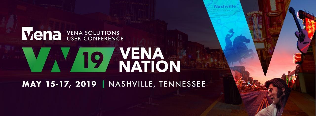 Vena Nation User Conference 2019