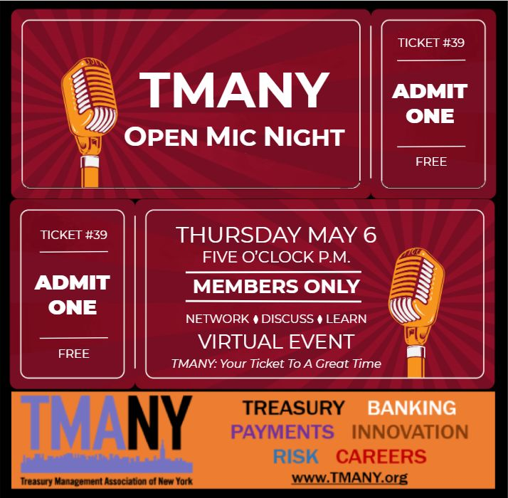 TMANY - Open Mic Night