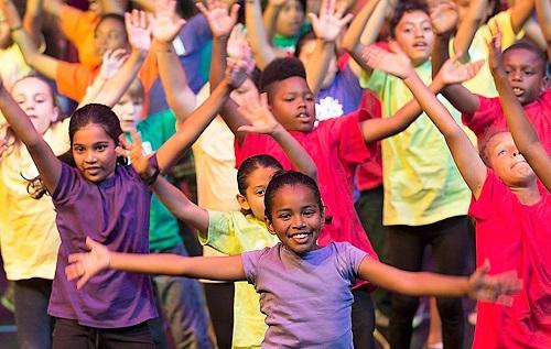 California Dance Institute CREATE CA THIS ONE