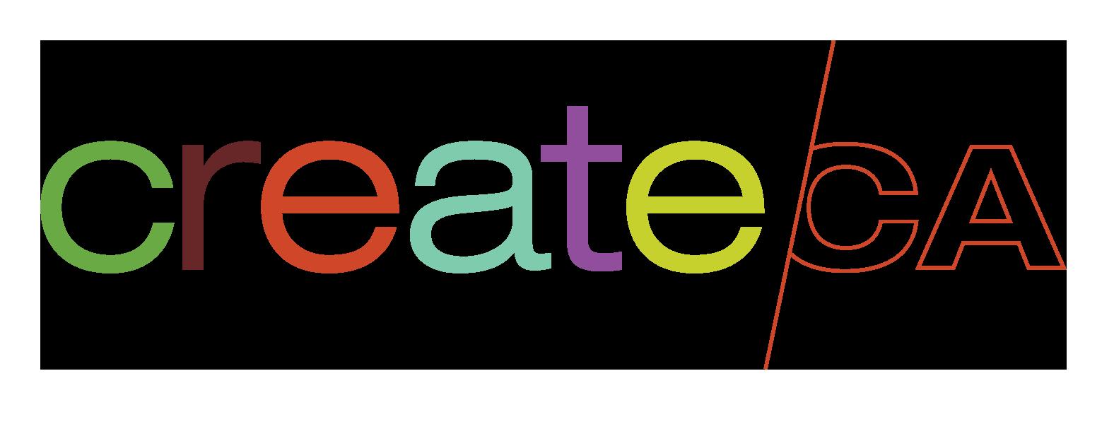 Transparent CREATE CA logo
