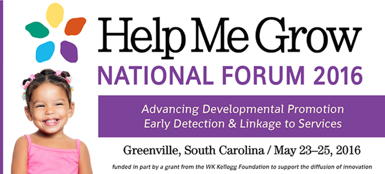 2016 Help Me Grow National Forum
