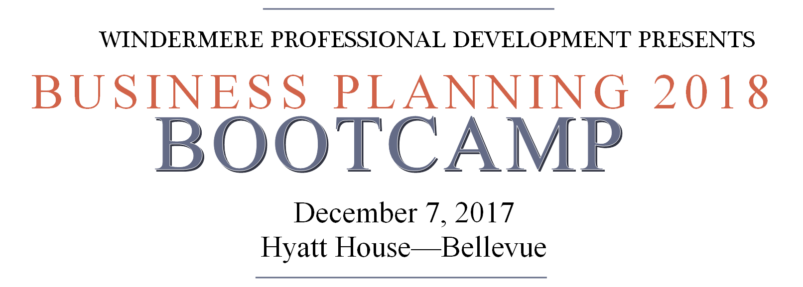 bootcamp December 7th