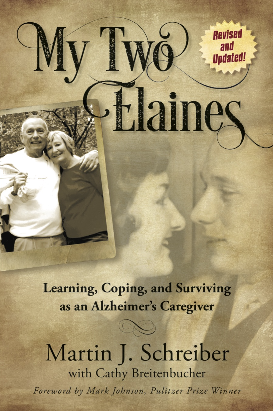 My Two Elaines cover 2018