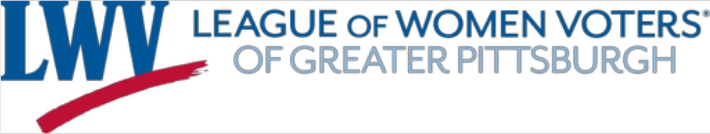 League of Women Voters PGH Logo
